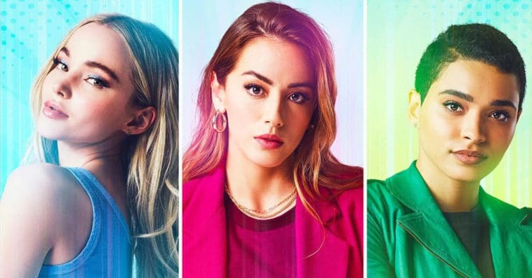 The CW's Powerpuff Girls trade their classic costumes for modern outfits in first official look 12