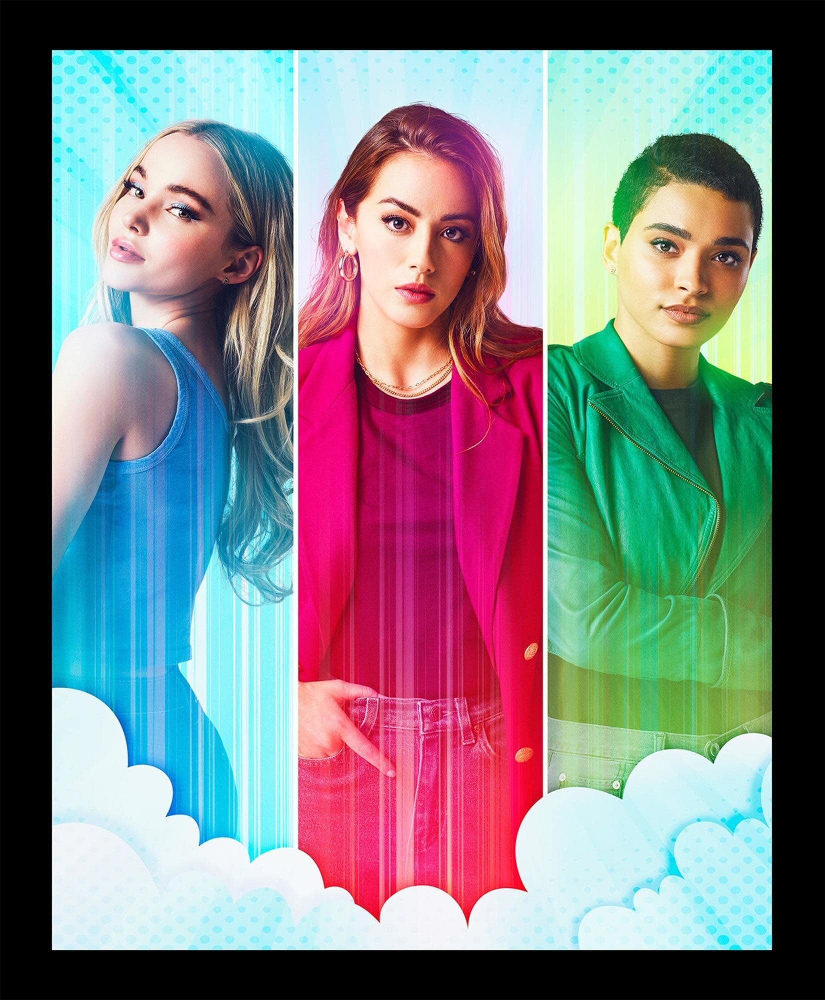 The CW's Powerpuff Girls trade their classic costumes for modern outfits in first official look 13