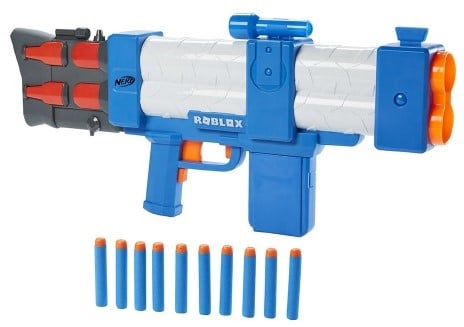 Hasbro unveils Roblox-inspired Nerf blasters and Monopoly: Roblox 2022 Edition 20