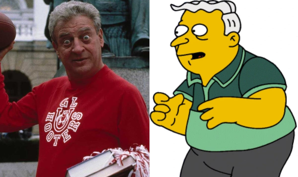 Celebs who made guest appearances on The Simpsons 36