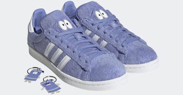 Adidas and South Park celebrate 4/20 with a sneaker collab inspired by Towelie 11