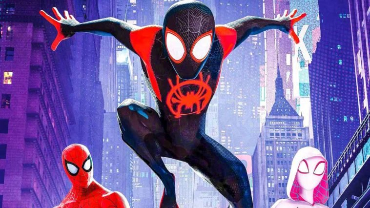 Spider Man into the Spider Verse 2