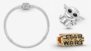 Celebrate Star Wars Day with these Star Wars x Pandora jewelry pieces 18