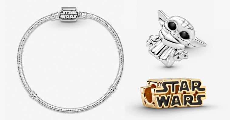 Celebrate Star Wars Day with these Star Wars x Pandora jewelry pieces 13