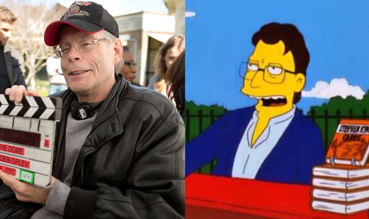 Celebs who made guest appearances on The Simpsons 37