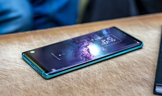 The TCL 20 Pro 5G is all about bang for your buck 14