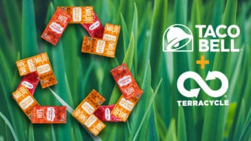 Taco Bell partners with TerraCycle to make its hot sauce packets recyclable 16