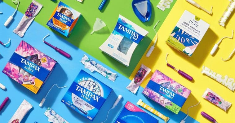 Pampers diapers and Tampax tampons are about to get pricier 16