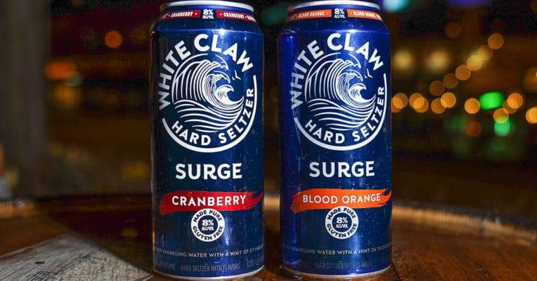White Claw is launching a boozier version of its original hard seltzer 12