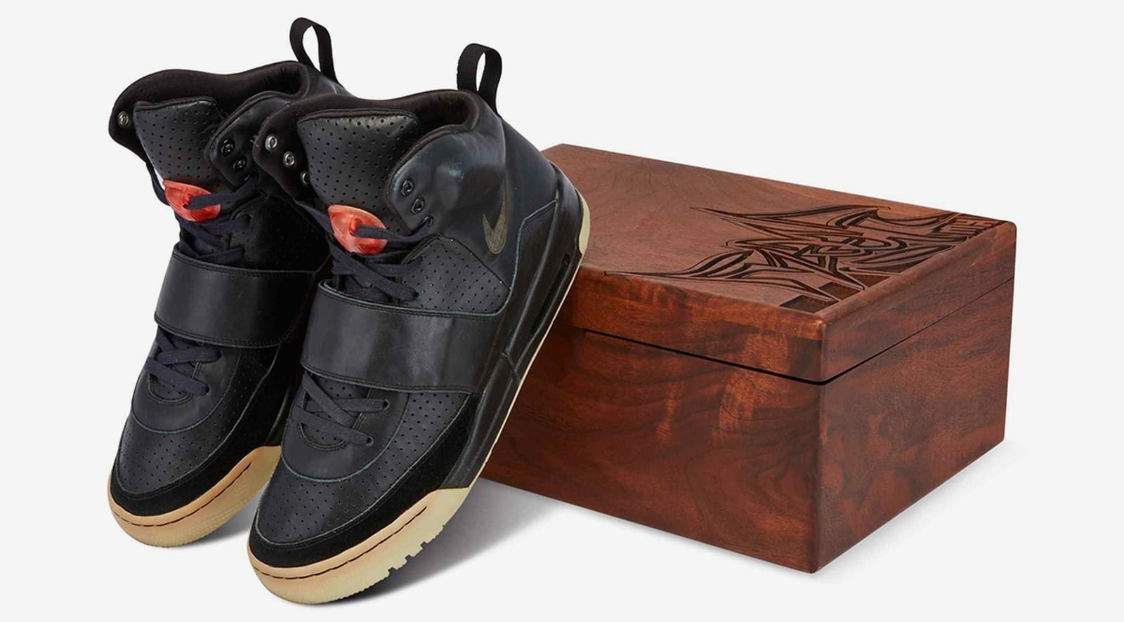 Kanye West's Nike Air Yeezy Prototype is going on sale for over $1 million 18