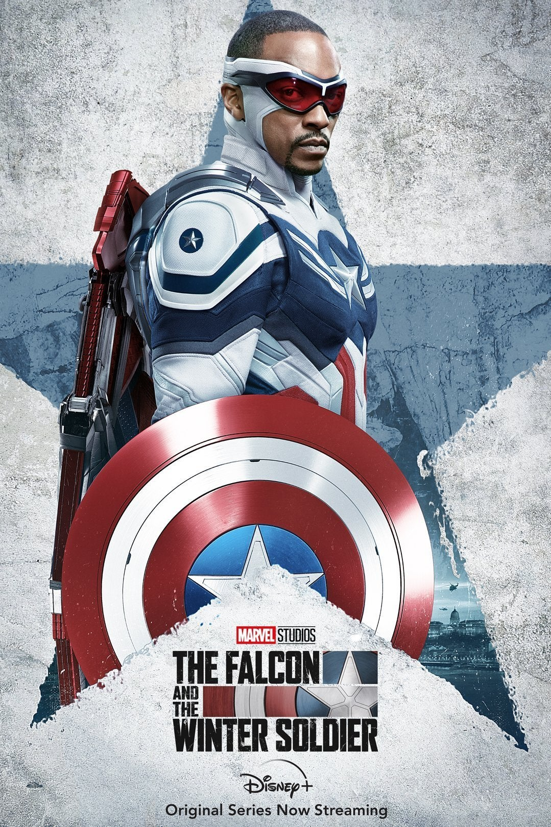 Sam Wilson replaces Steve Rogers on Captain America social media pages 16