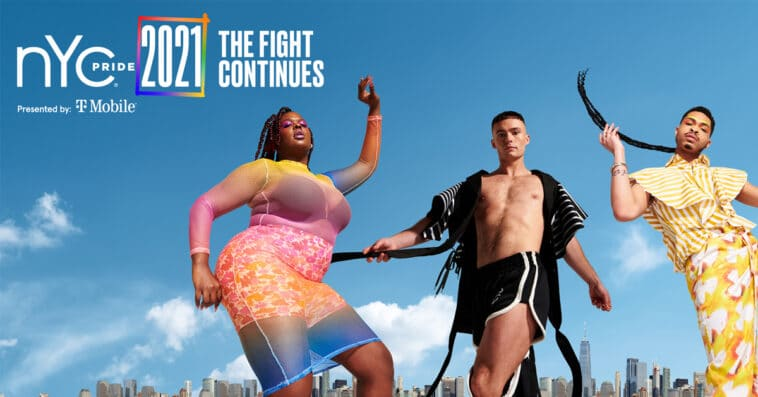 Will there be a pride parade in 2021 NYC? 16