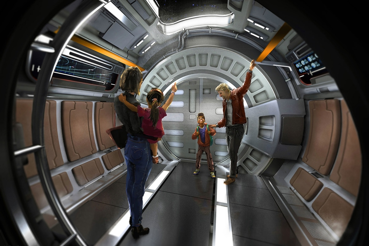 Star Wars: Galactic Starcruiser is opening at Disney World in 2022 14