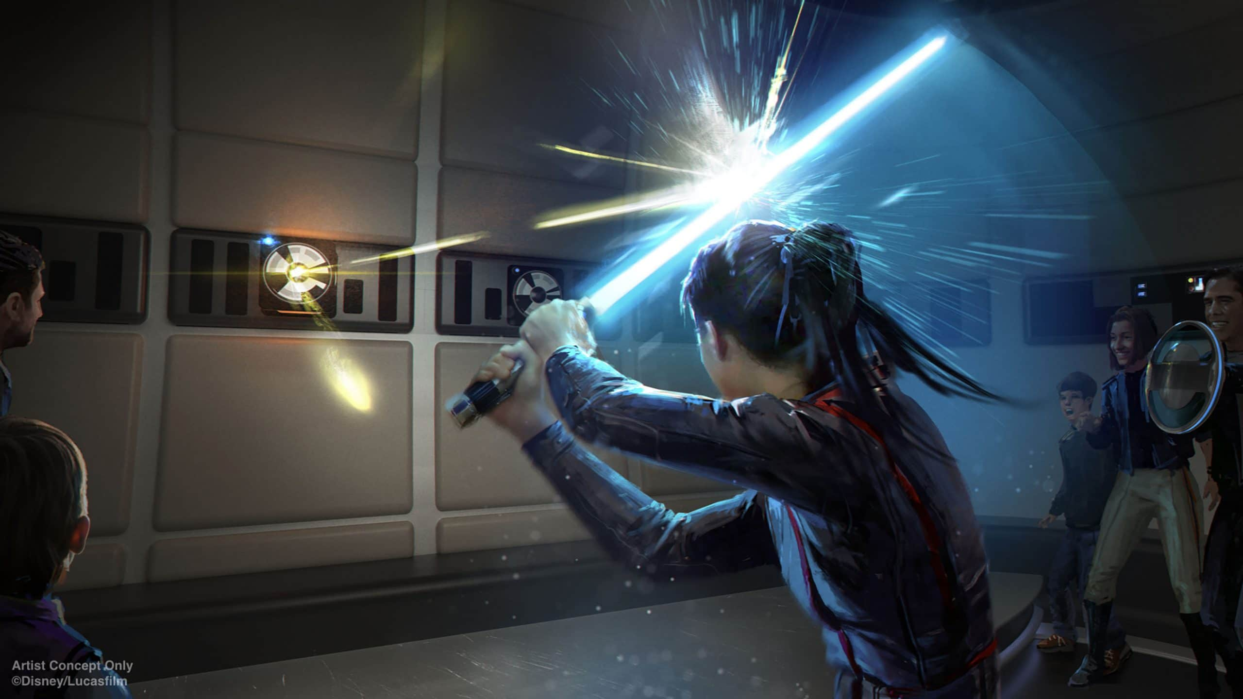 Star Wars: Galactic Starcruiser is opening at Disney World in 2022 20