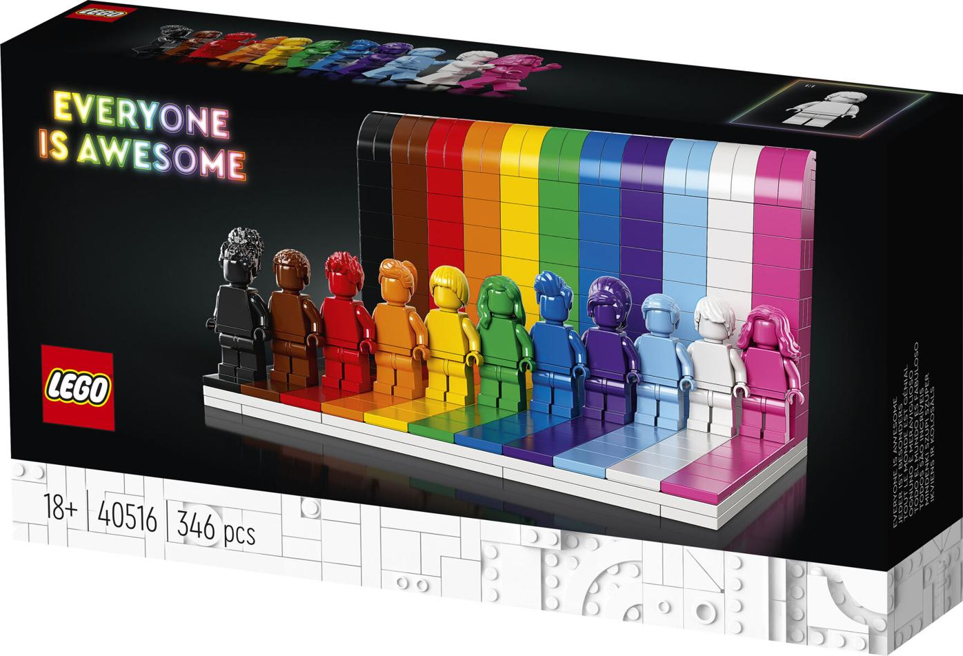LEGO unveils LGBTQ-themed Everyone Is Awesome set in time for Pride Month 19