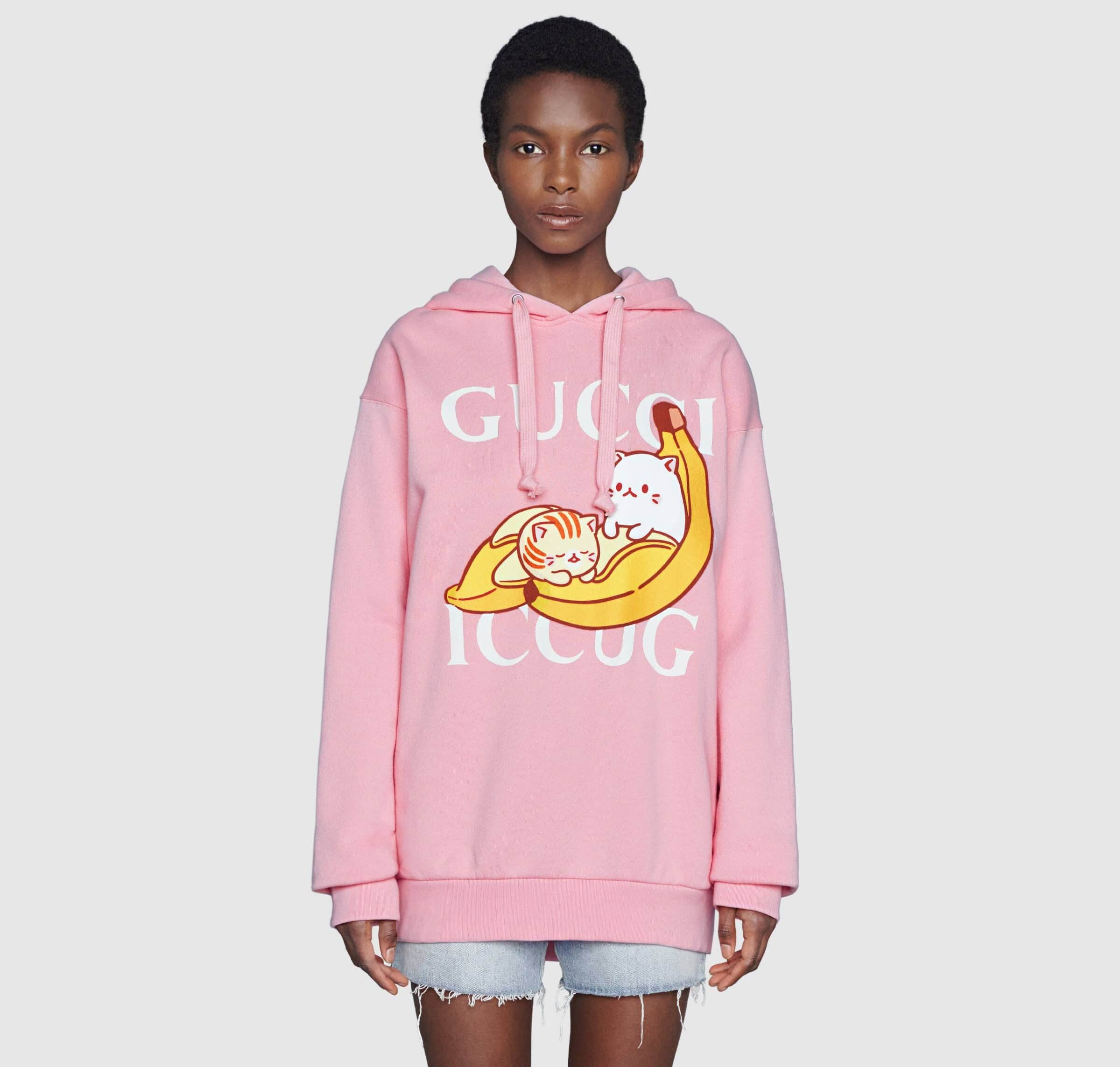 Gucci and Crunchyroll team up for a Bananya capsule collection 19