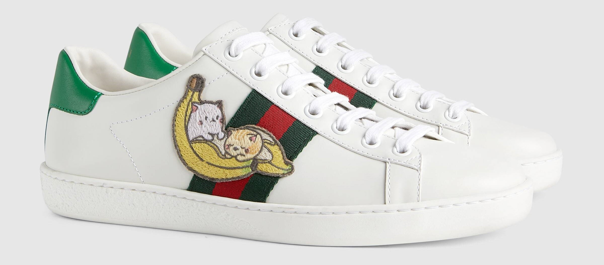 Gucci and Crunchyroll team up for a Bananya capsule collection 21