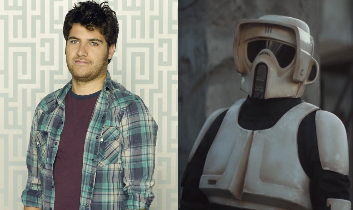29 Celebrities you did not know starred in Star Wars 31