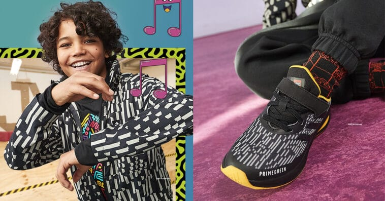 Adidas and LEGO drop a shoe and apparel collab that promotes self-expression 15