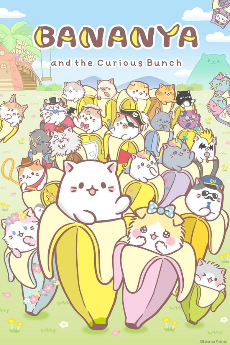 Gucci and Crunchyroll team up for a Bananya capsule collection 16