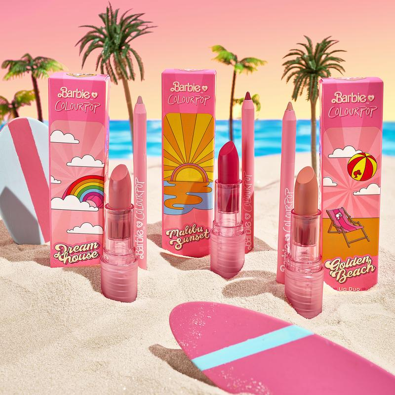 ColourPop drops a Malibu Barbie-inspired makeup collection in time for summer 17