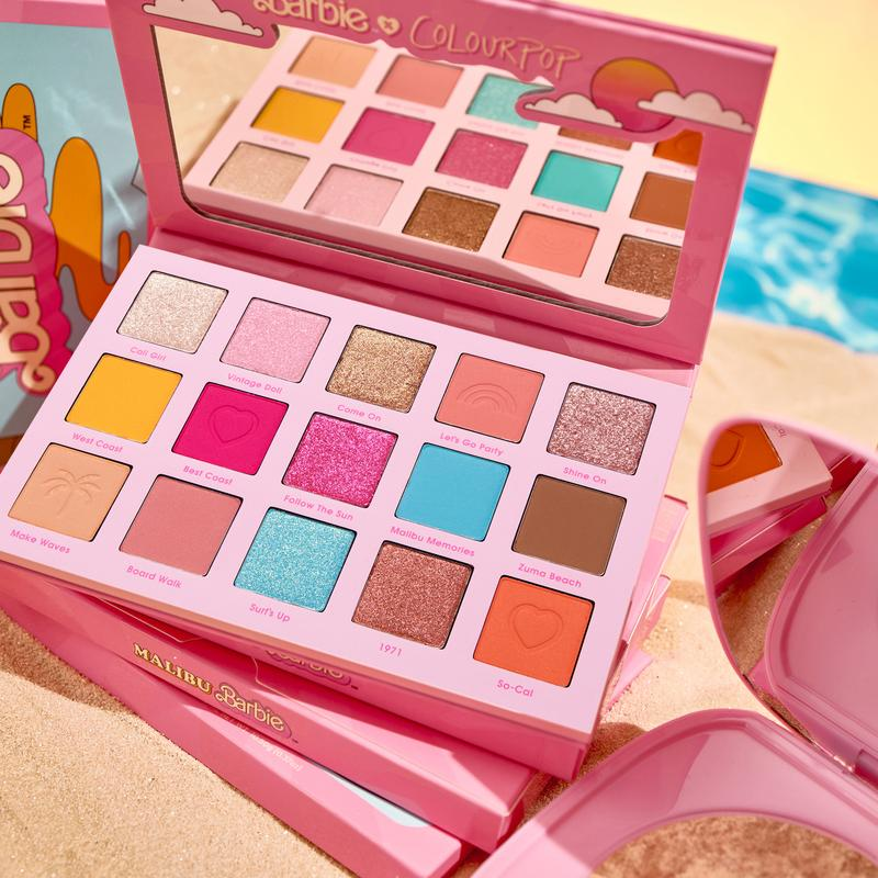 ColourPop drops a Malibu Barbie-inspired makeup collection in time for summer 16