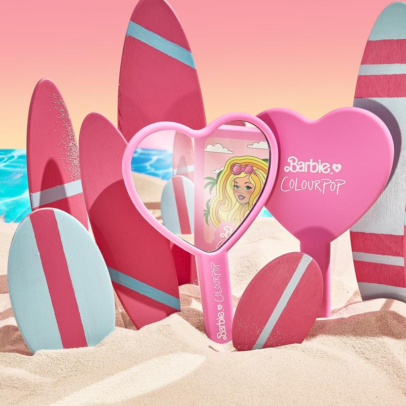 ColourPop drops a Malibu Barbie-inspired makeup collection in time for summer 20