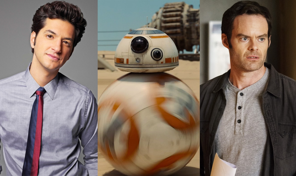 29 Celebrities you did not know starred in Star Wars 17