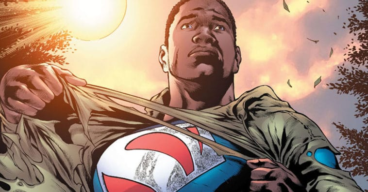 Warner Bros. is searching for a Black Superman for the reboot 15