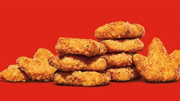 Burger King's crown-shaped chicken nuggets are back 16
