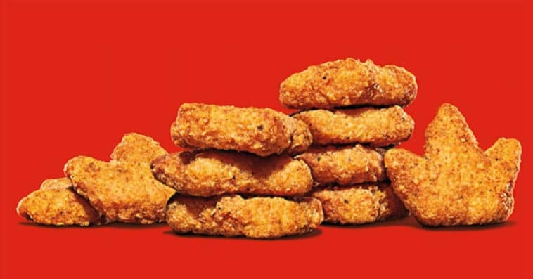 Burger King's crown-shaped chicken nuggets are back 15