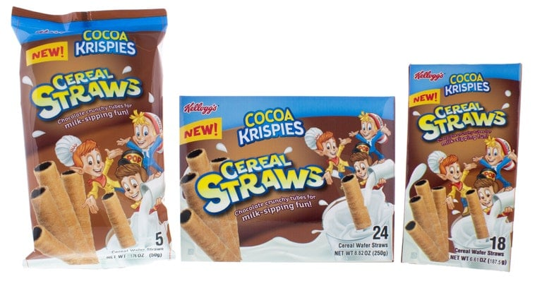 Kellogg's Cereal Straws are coming back after 12 years off the shelves 17