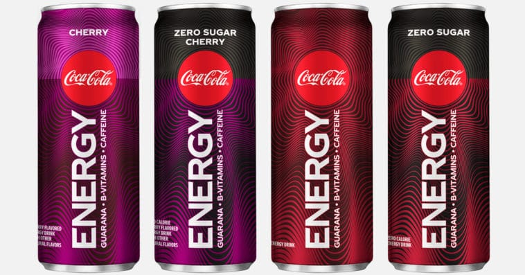 Coke Energy will no longer be available in North America 15