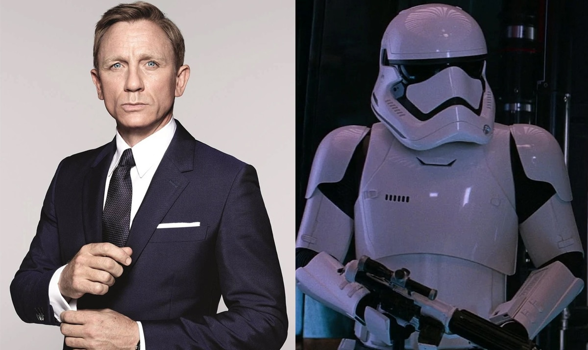29 Celebrities you did not know starred in Star Wars 19