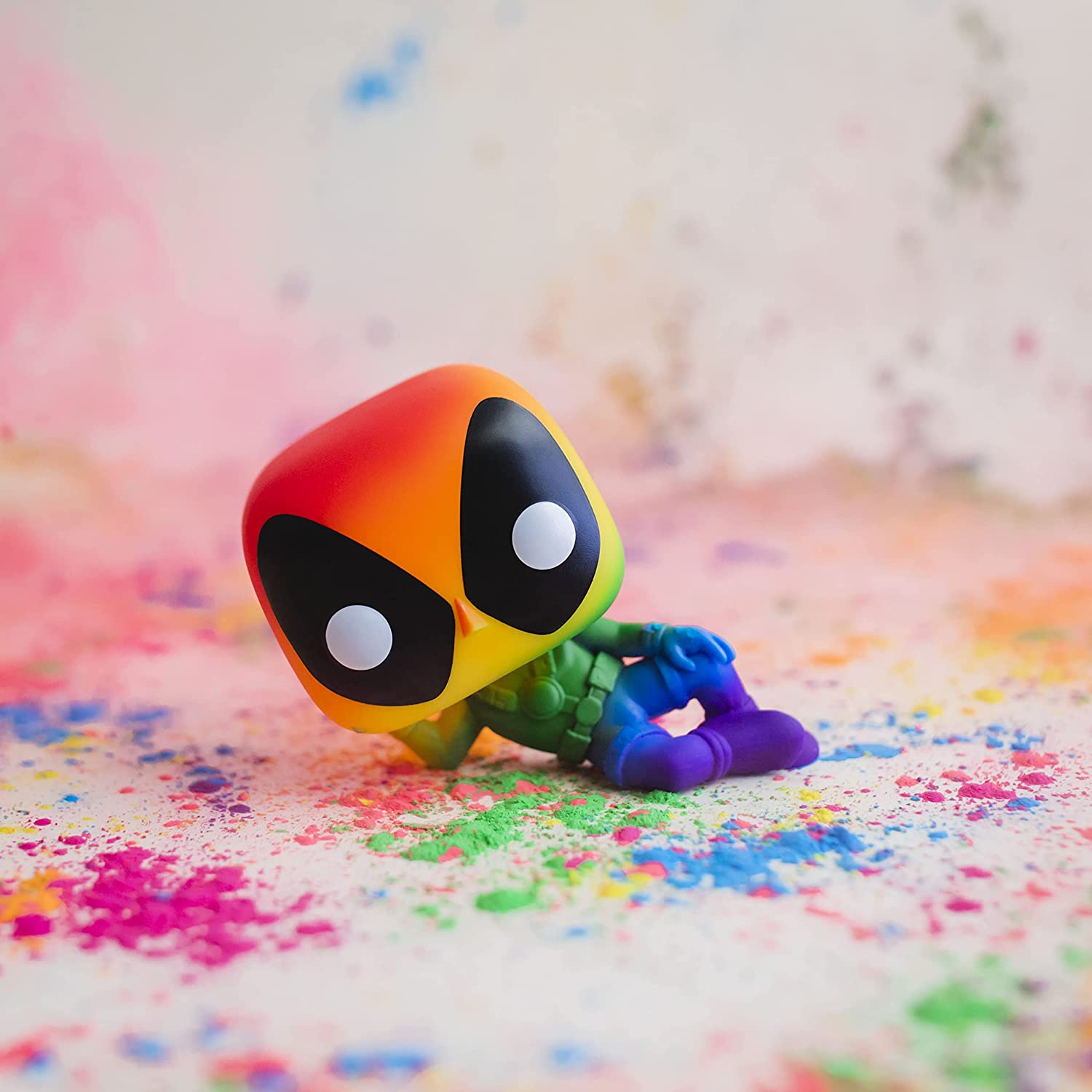 Funko's 2021 Pride Pop! collection includes Deadpool, Mickey Mouse, and Stitch 21