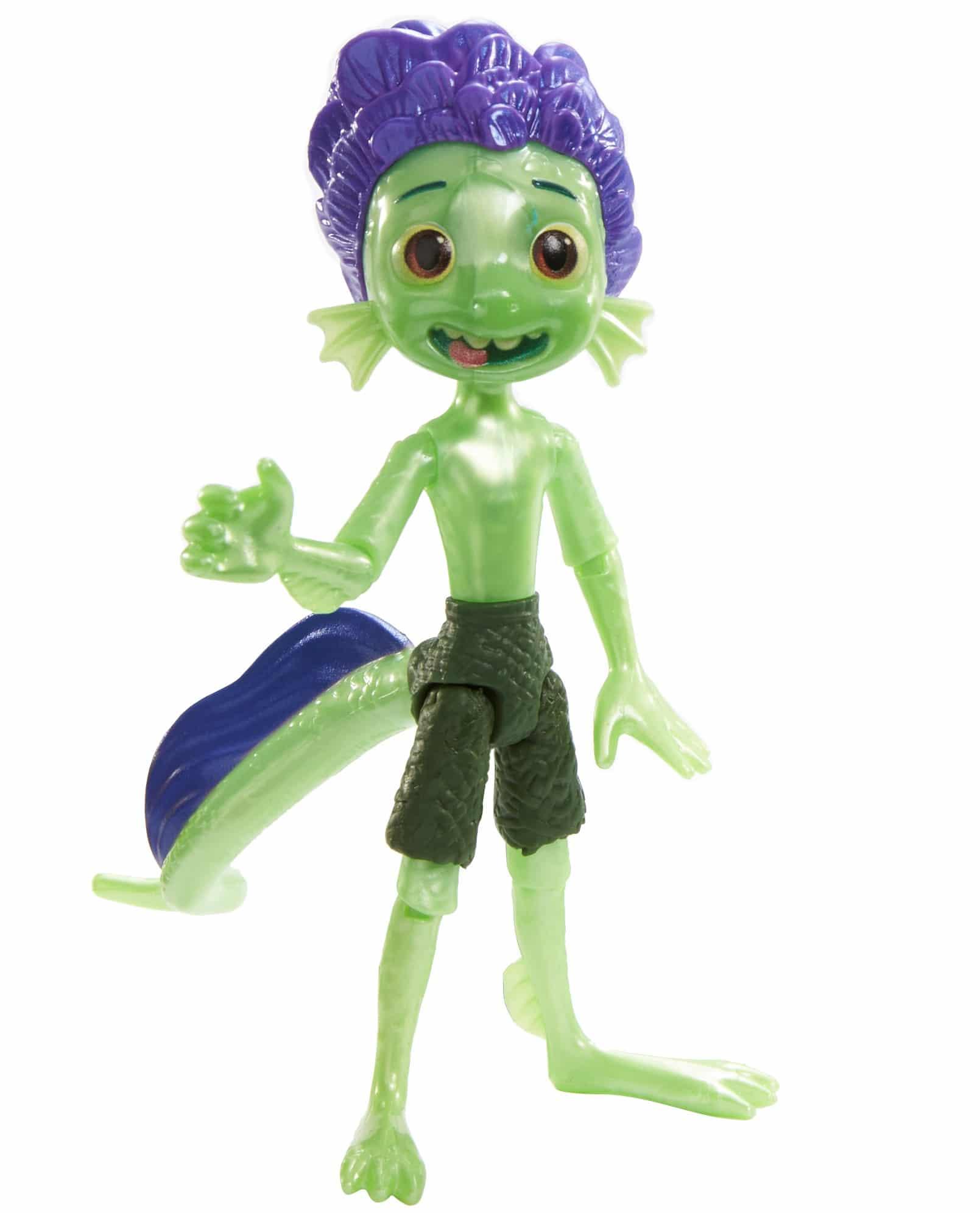 Mattel unveils Luca action figures ahead of the film's Disney+ premiere 19