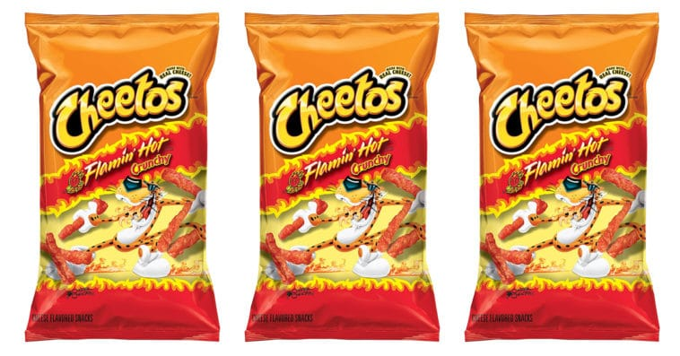 Who is the real inventor of Flamin' Hot Cheetos? 15
