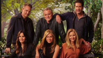 Friends: The Reunion trailer recreates some of the sitcom's most iconic moments 16