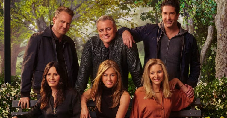 Friends: The Reunion trailer recreates some of the sitcom's most iconic moments 15