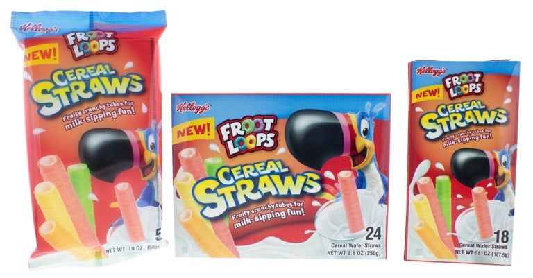 Kellogg's Cereal Straws are coming back after 12 years off the shelves 16