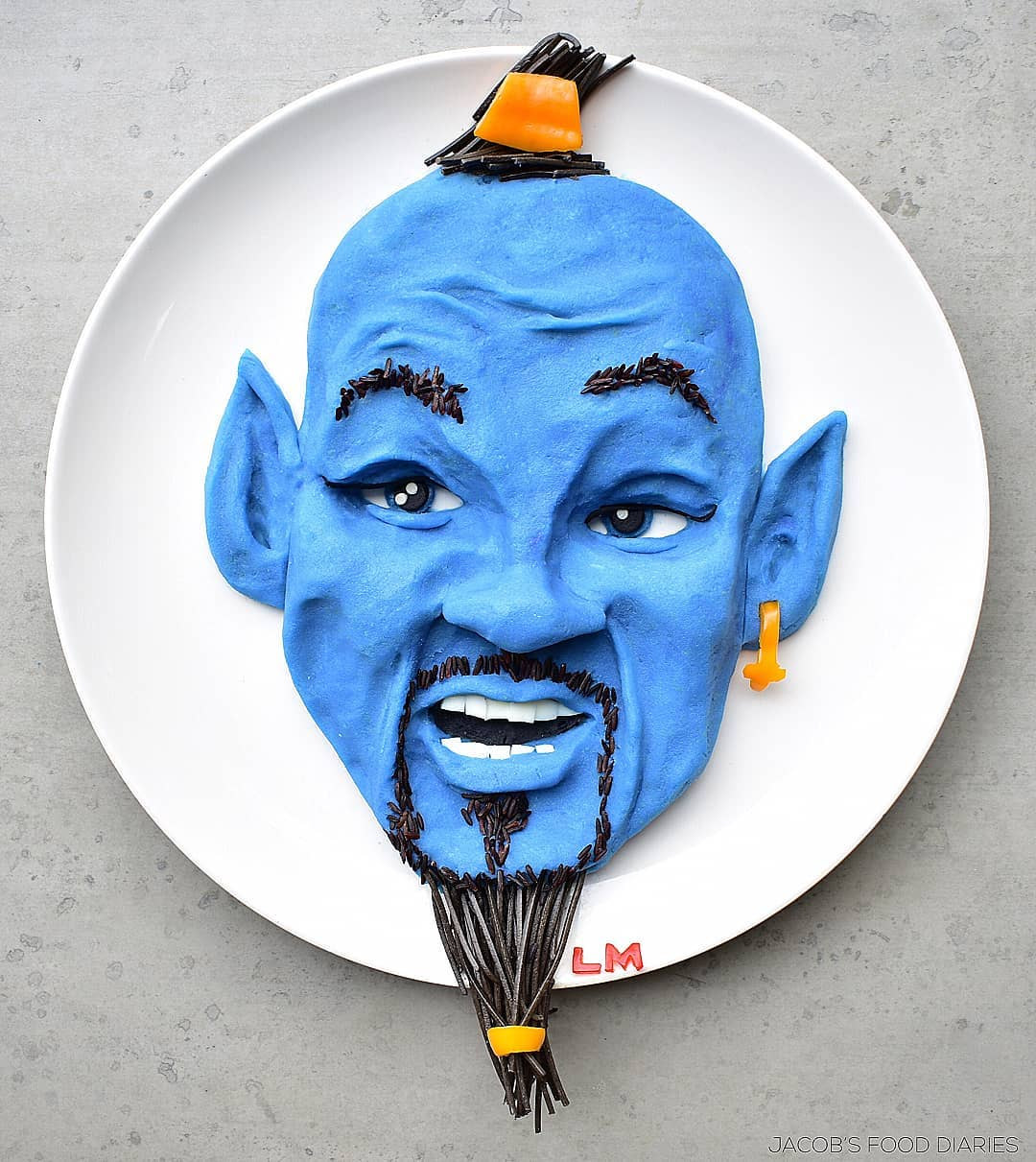 Mom turns her kid's lunches into edible pop culture icons 41
