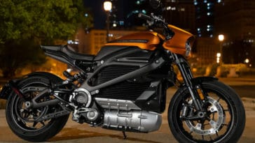 Harley-Davidson is creating a whole new division for its electric motorcycles 2