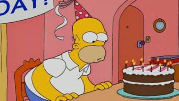 The Simpsons fans celebrate Homer Simpson's 65th birthday on Twitter 4