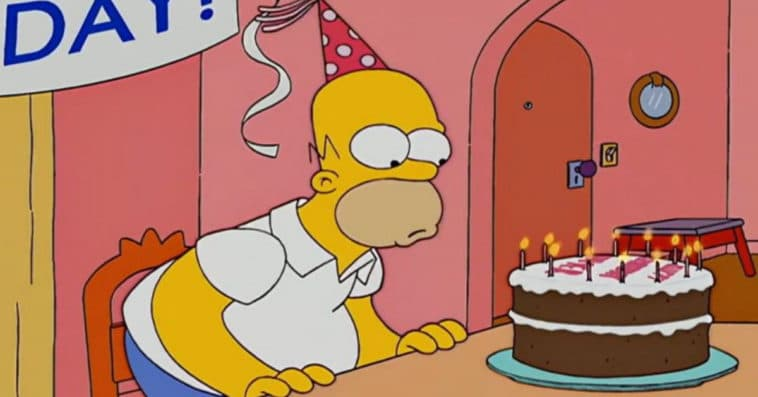 The Simpsons fans celebrate Homer Simpson's 65th birthday on Twitter 15