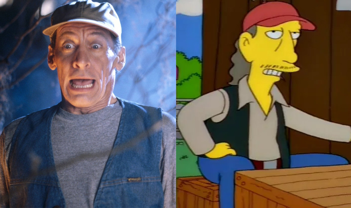 Celebs who made guest appearances on The Simpsons 23