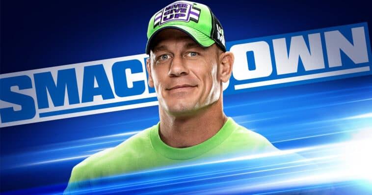 When is John Cena returning to WWE? 15
