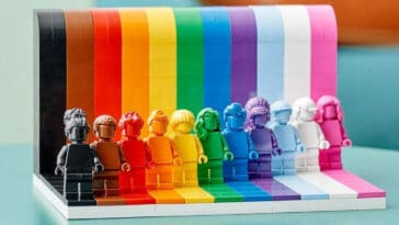 LEGO unveils LGBTQ-themed Everyone Is Awesome set in time for Pride Month 20