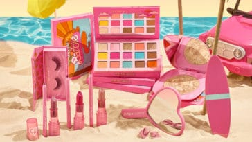 ColourPop drops a Malibu Barbie-inspired makeup collection in time for summer 31
