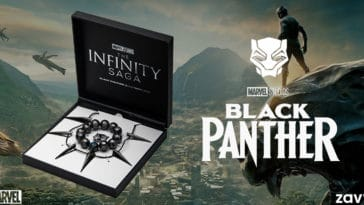Complete your Black Panther cosplay with this set of Wakandan jewelry replicas 27
