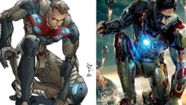 Marvel being sued for stealing Iron Man 3 costume design 14